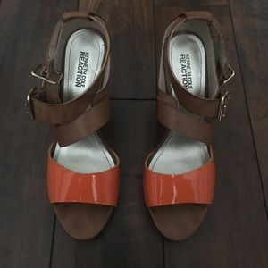 7 Kenneth Cole Heeled Sandals