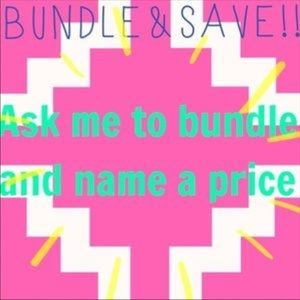 Other - Name your own bundle price!!! Be reasonable please