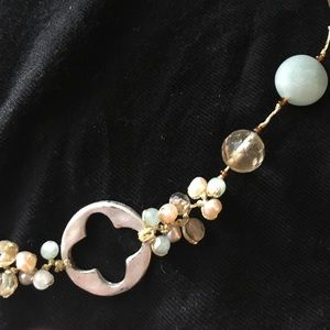Jewelry - Unique Neutral/Earthy Necklace
