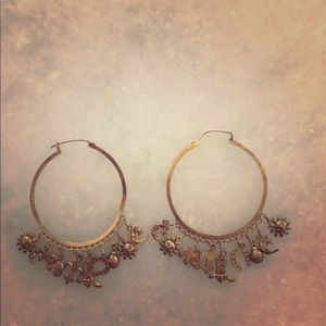 Jewelry - Charm earrings