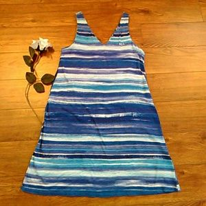 Ralph Lauren Striped Jersey Sundress Size M