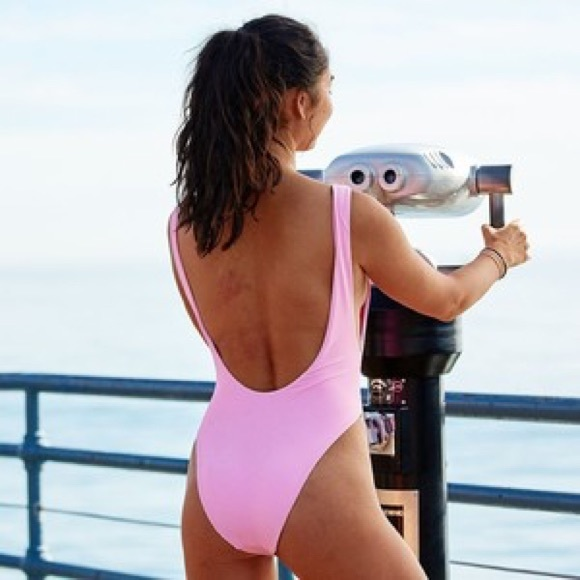 0bea8954f9 American Eagle Outfitters Swim   Nwt Aerie Super Scoop One Piece ...