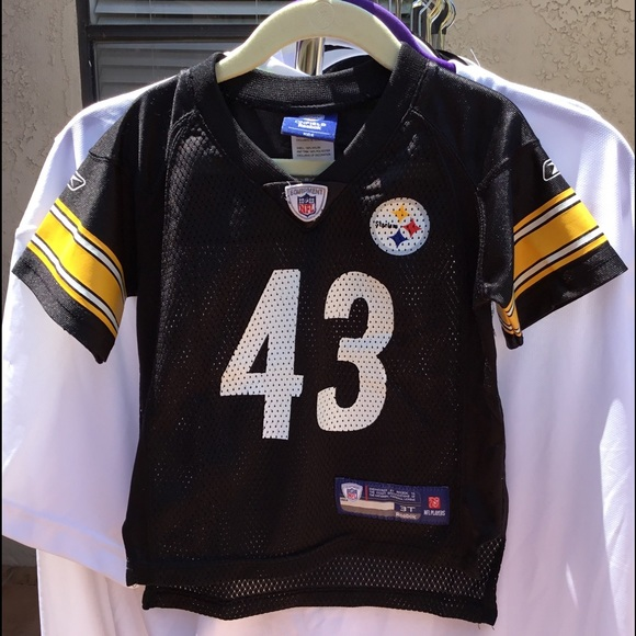 brand new c4d55 3b4eb Troy Polamalu Pittsburgh Steelers Jersey #43🏈