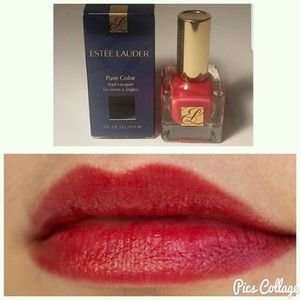 Estee Lauder Pure Color Nail Lacquer- Empowered