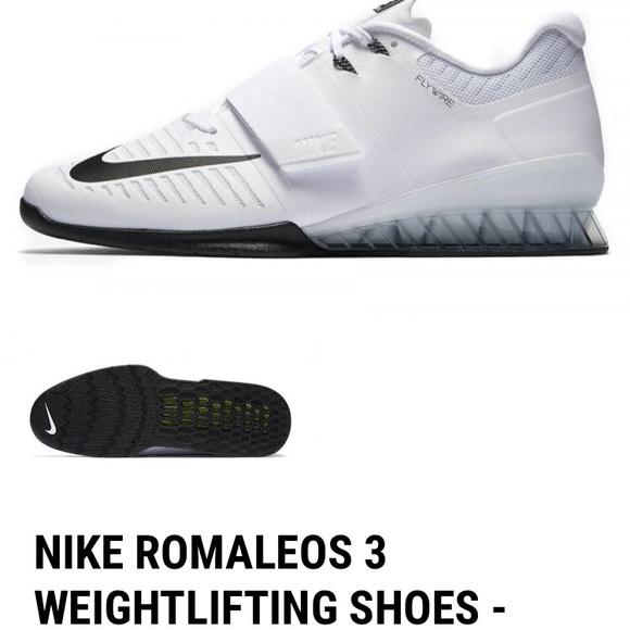 Nike Romaleos 3 Weightlifting Shoe Size