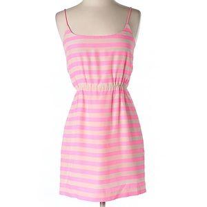 NWOT J. Crew 100% silk dress