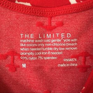 The Limited Tops - The Limited - Anchor Tank