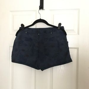 Benetton Shorts - Benetton floral shorts