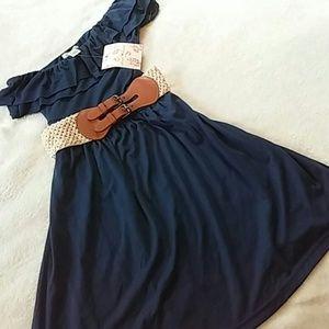 NWT Derek Heart Dress