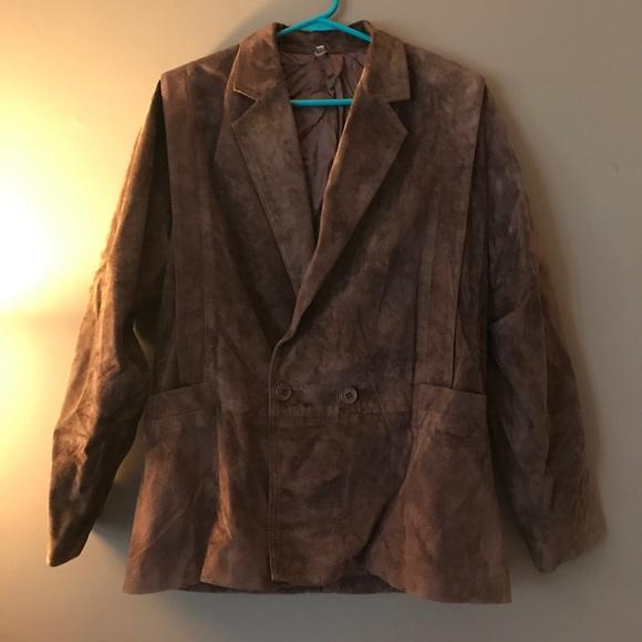 Derimod Jackets & Blazers - SUEDE Jacket/blazer