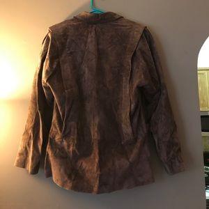 Derimod Jackets & Coats - SUEDE Jacket/blazer