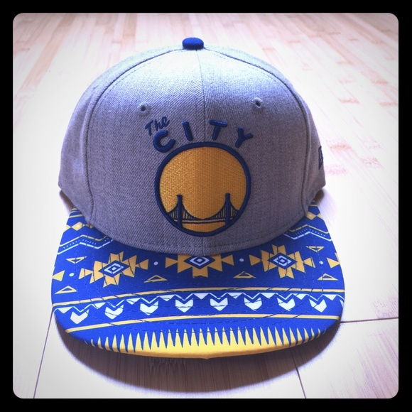 online retailer 47525 92e36 Golden state warriors SnapBack hat. M 59876f1141b4e07fb207f127