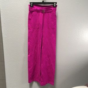 Pink Workout Pants
