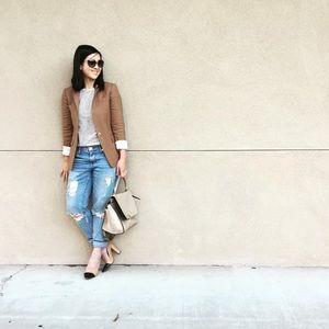 """Express """"girlfriend"""" jeans"""
