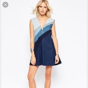 FP Chambray Pastel Dress