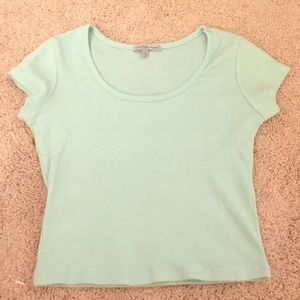 Like new Charlotte Russe Crop Top