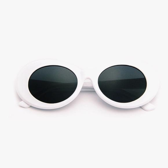 Clout Goggles Kurt Cobain Sunglasses