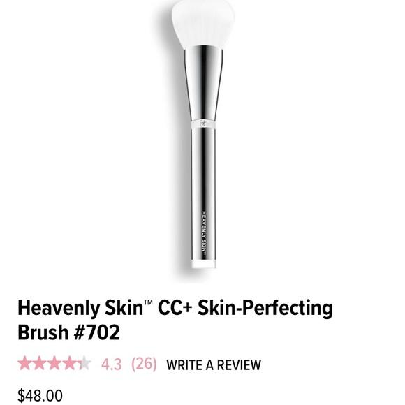 IT COSMETICS Makeup - IT COSMETICS CC+ SKIN PERFECTING BRUSH No. 702