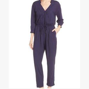 NWT Blue Caslon jumpsuit
