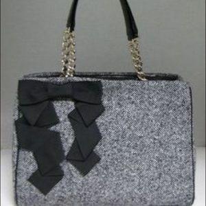 Kate Spade Slim Kenny in Ivy Lane Tweed Tote Bag