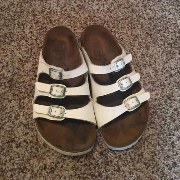 c165694b98f Birkenstock Shoes - Birkis by Birkenstock Marseille 3 strap sandals
