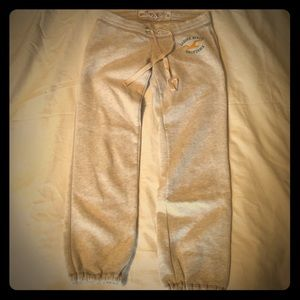 Hollister capris sweatpants size XS
