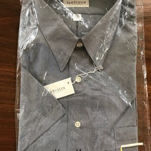 Van Heusen New Short Sleeve Shirt
