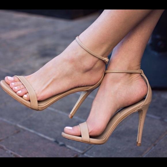 5900e7608a1 Steve Madden stecy nude Matte heels size 7. M 599127df2fd0b7ee59147317