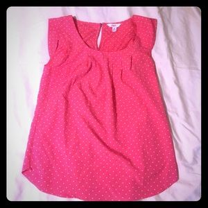 Candie's blouse size XS