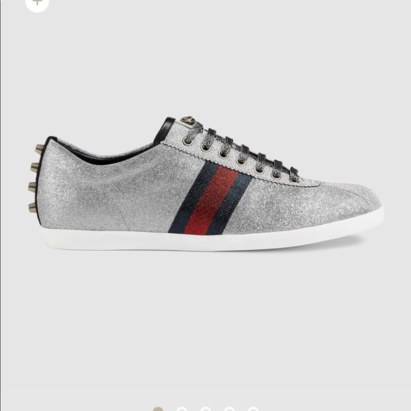 20d1293fa Gucci Shoes | Sparkling Women Sneakers | Poshmark