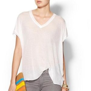 LAmade Tops - LAmade Stay Cay V-neck Tee