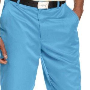 Greg Norman Blue Shorts NWT