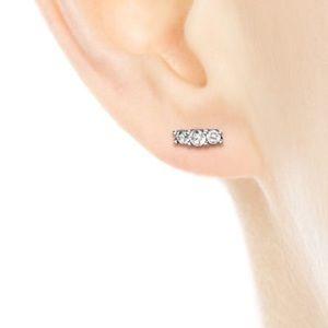 1f6cd6b35 Pandora Jewelry | Sparkling Elegance Earrings | Poshmark