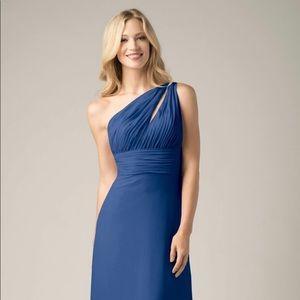 WTOO Bridesmaid Dress style 801