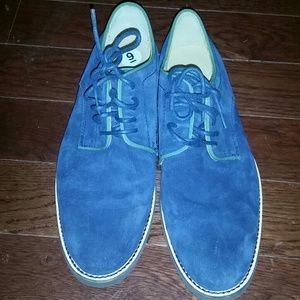 Sebago shoes Blue size 9