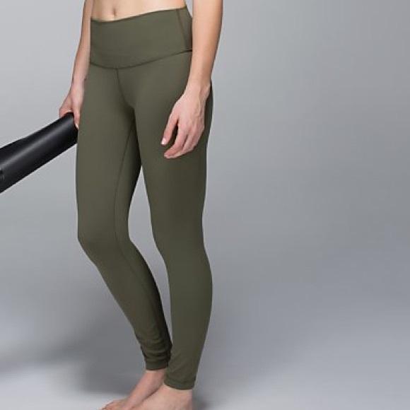 f9487df0fdf47 Victoria's Secret Pants | Victorias Secret Sport Green Leggings ...