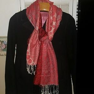 Accessories - Stunning Scarf / wrap florals and geometrics
