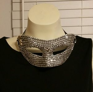 Accessories - Bling Masquerade Mask