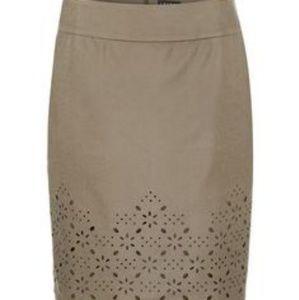 Tribal skirt pencil skirt