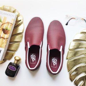 VANS • Slip On Sneakers
