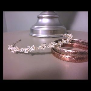 Accessories - Crystal Beaded Headband