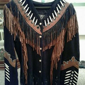 Leather Coat Cherokee NC Specialty