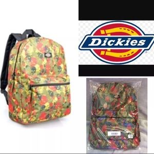 Dickies Officially Licensed Backpack Skull Piles