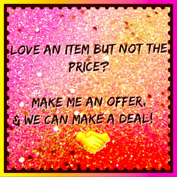 Other - ❤️Make me an offer!☺️ ALL PRICES CUT!!🎉🎉