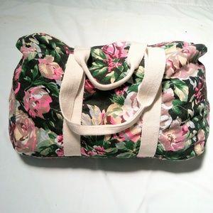 FLORAL Duffel Bag