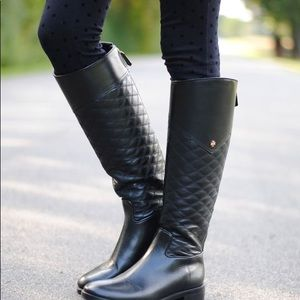 70% off Tory Burch Shoes - Mint ❤️Tory burch quilted riding boot ... : tory burch quilted boots - Adamdwight.com