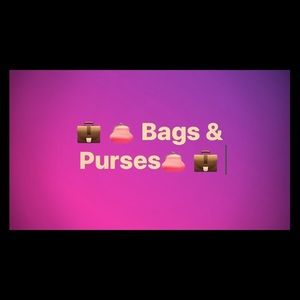 Handbags - Bags and Purses Section!