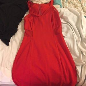 Express Dresses - Express red dress