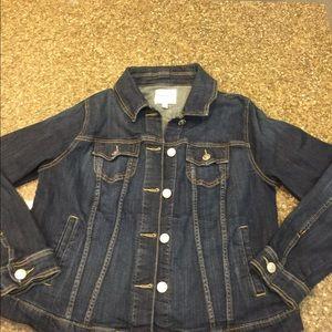 Torrid jean jacket