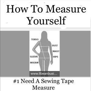 How to measure yourself 😊